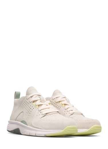 Camper High-Top Sneakers Beyaz